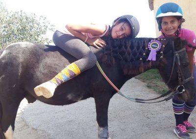 Campus equitación